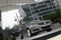 Volkswagen Passat CC – автомобиль-оксюморон