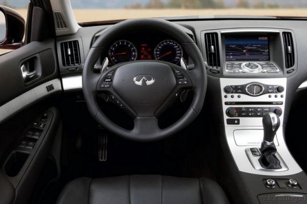 Объекты поклонения / Тест-Драйв Audi A5 и Infiniti G37
