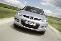 Mazda CX-7: красота, не требующая жертв