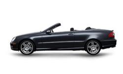 Mercedes-Benz-CLK Cabrio-2005