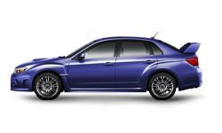 Subaru-WRX STI Sedan-2011