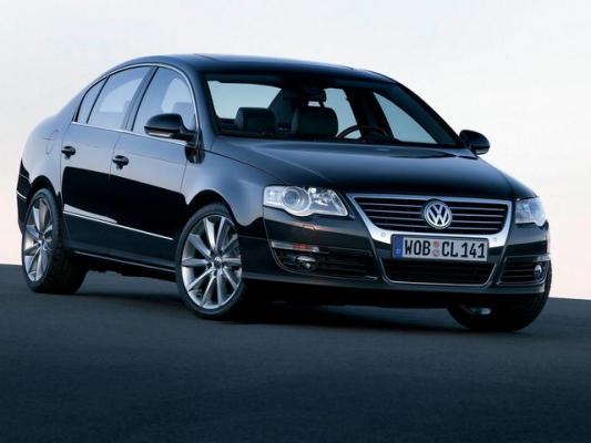 Оценил на отлично / Тест-драйв Volkswagen Passat