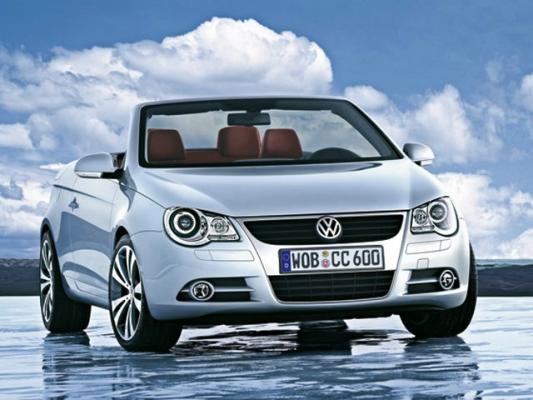 «Народный» кабриолет / Тест-драйв Volkswagen Eos