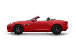 Jaguar F-Type Convertible (2013)