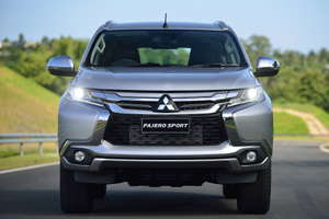 Новое поколение Mitsubishi Pajero Sport, Митсубиси Паджеро Спорт