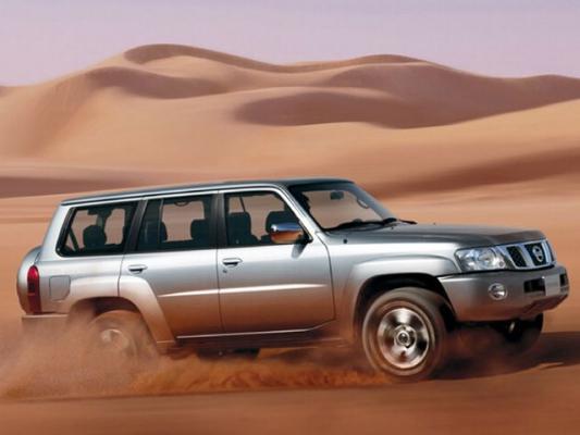Длительный тест / Тест-драйв Land Rover Freelander, Land Rover Range Rover Sport, Land Rover Discovery 3, Land Rover Defender, Nissan Patrol