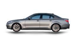 BMW 5 series (2008)