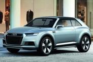Audi намекнула на скорый дебют нового кроссовера