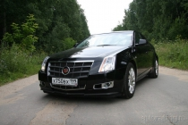 Cadillac CTS: евроамериканец