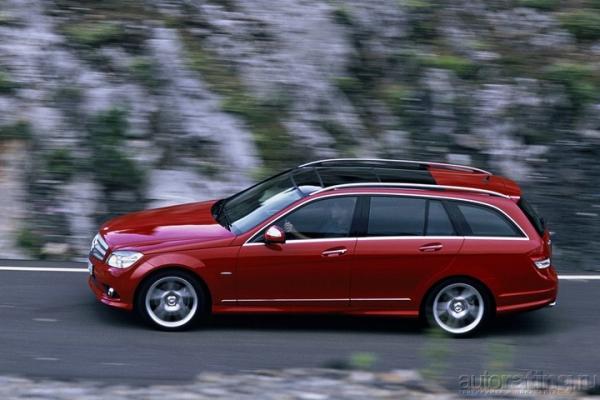 Блестящий дебют С-класса? / Тест-драйв Audi A4, Alfa Romeo 159, BMW 3 series, Lexus IS, Mercedes-Benz C-class