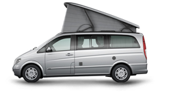 Mercedes-Benz-Viano Marco Polo Westfalia-2006