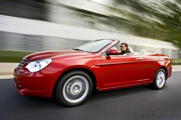 Хочу быть вашим другом / Тест-драйв Chrysler Sebring