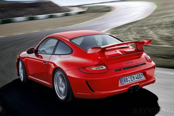 Материя духа / Тест-Драйв Porsche 911
