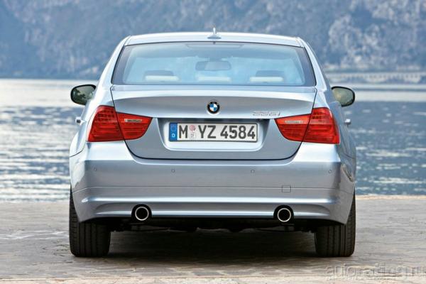 Селекция вида / Тест-драйв BMW 3 series