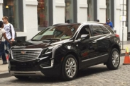 Cadillac XT5, Кадиллак XT5