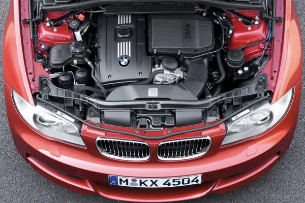 Процент смущения / Тест-драйв BMW 1 series