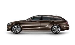 Mercedes-Benz CLS Shooting Brake (2014)