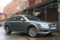 Тест-драйв Audi A4 Allroad: внешность обманчива