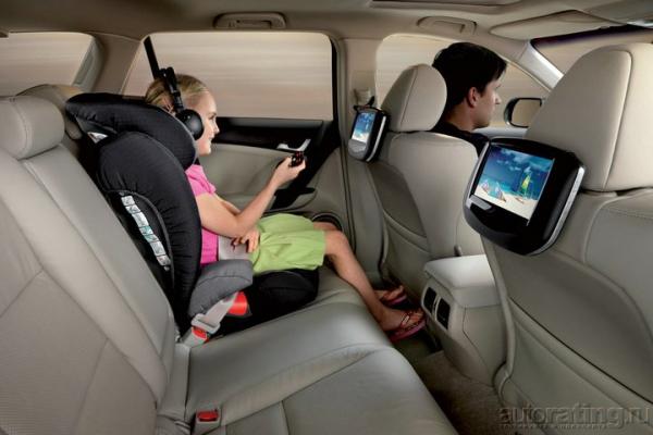 Дух Венского леса / Тест-Драйв Honda Accord