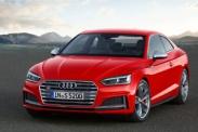 Audi сообщила рублевые цены на новое купе S5