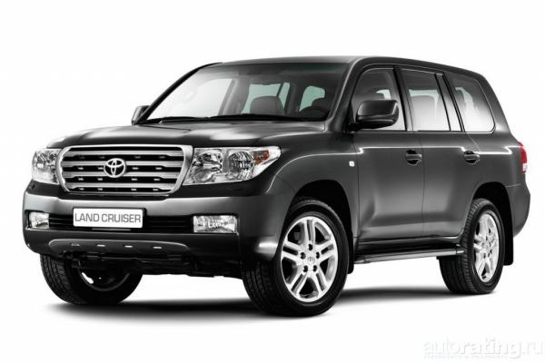 Внедорожники против броневика / Тест-драйв Toyota Land Cruiser 200, Land Rover Range Rover Sport, Mercedes-Benz GL-Class