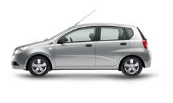 Chevrolet-Aveo 5D-2007