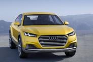Audi расширит «вседорожную» линейку
