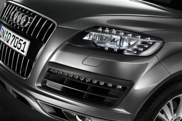 """Семь раз """"Ку!"""" / Тест-драйв Audi Q7"""