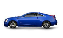 Cadillac CTC-V Coupe (2012)