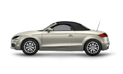 Audi TT Roadster (2008)