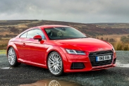 Озвучена стоимость новой модификации Audi TT
