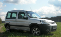 Peugeot Partner: Квартирный вопрос