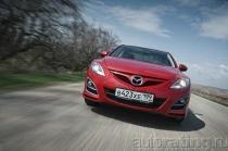 Make-Up для Mazda6