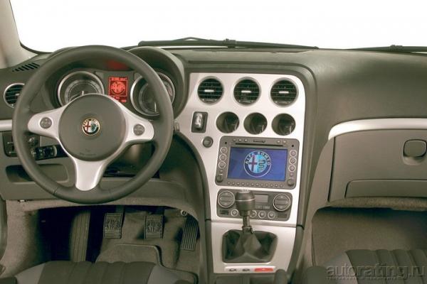 В погоне за Ромео / Тест-драйв Alfa Romeo Brera