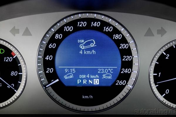 Вертикаль / Тест-Драйв Mercedes-Benz GLK-class