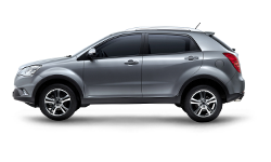 SsangYong-New Actyon-2011