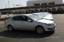 Opel Astra Sedan – классический профиль