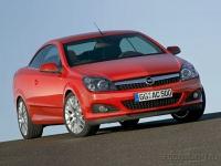 Opel Astra Twin Top 2.0 Turbo