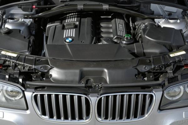 Новые штрихи к портрету / Тест-Драйв BMW X3