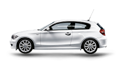 BMW-1 series 3-doors-2008