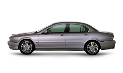 Jaguar X-type (2001)