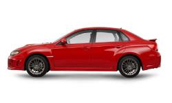 Subaru-WRX Sedan-2011