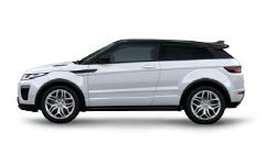 Land Rover Range Rover Evoque Coupe (2016)