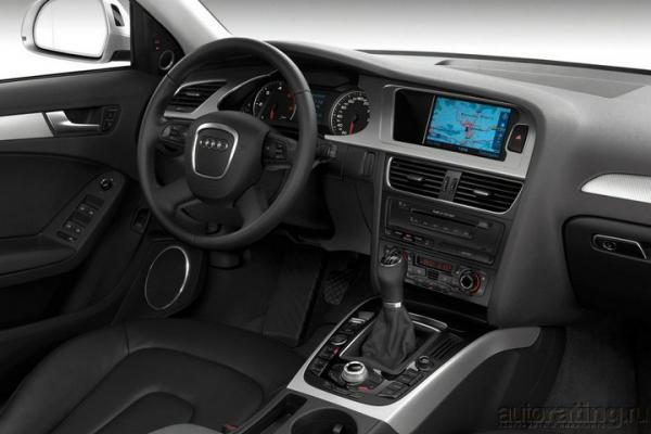 Искусство слушать / Тест-драйв Audi A4