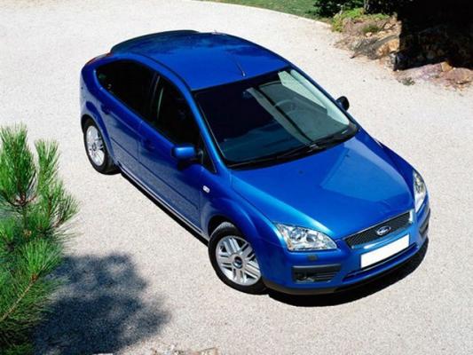 Focus II. С половиной / Тест-драйв Ford Focus II