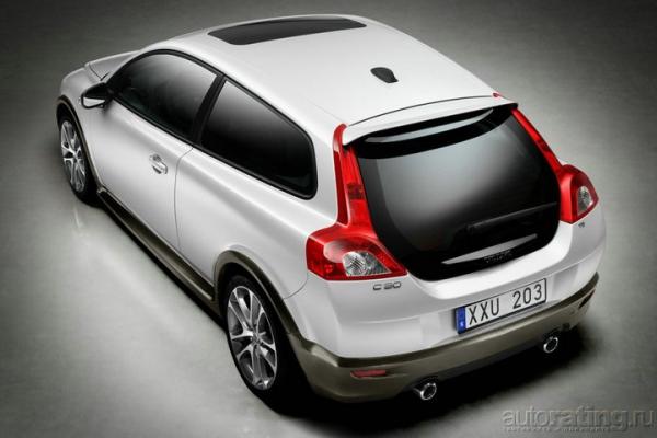 Итало-шведская ничья / Тест-драйв Alfa Romeo Brera, Volvo C30