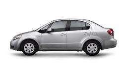Suzuki SX4 Sedan (2007)