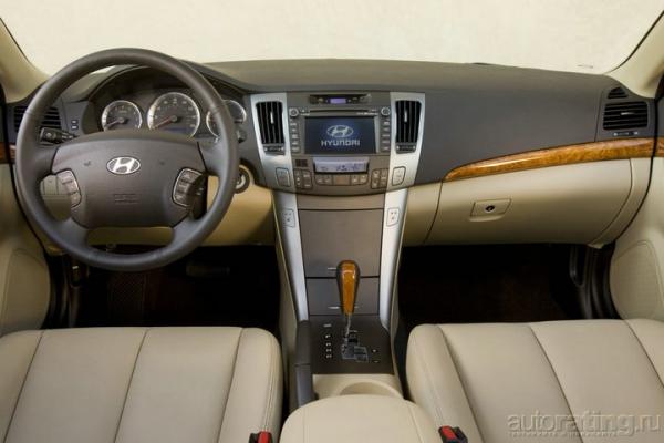 Не сошлись характерами / Тест-драйв Nissan Teana, Hyundai NF, Ford Mondeo