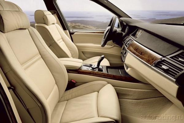 Баварский мистер X / Тест-драйв BMW X5