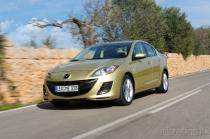 Mazda3: Улыбка на зависть конкурентам